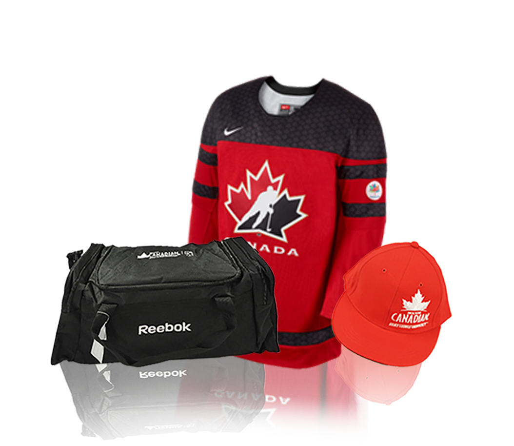 Molson Bag, Jersey and Ball Hat